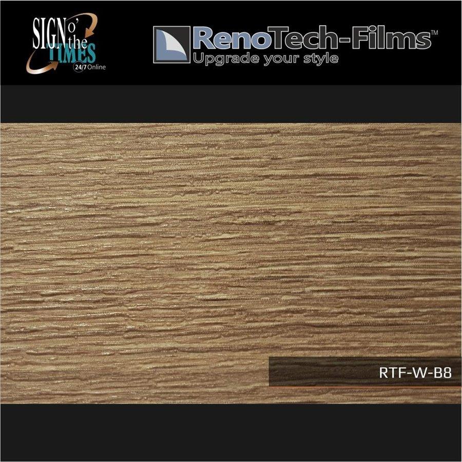 RTF-W-B8-122  Holzoptik Goldene Eiche strukturiert-2