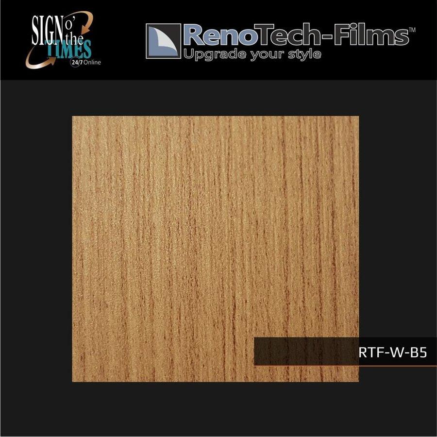 RTF-W-B5-122   Holzoptik Buche Medium strukturiert-3