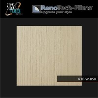 thumb-RTF-W-B50-122   Holzoptik Creme 1 strukturiert-2