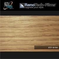 thumb-RTF-W-B4-122   Holzoptik Eiche Hell strukturiert-2