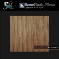 thumb-RTF-W-B4-122   Holzoptik Eiche Hell strukturiert-3