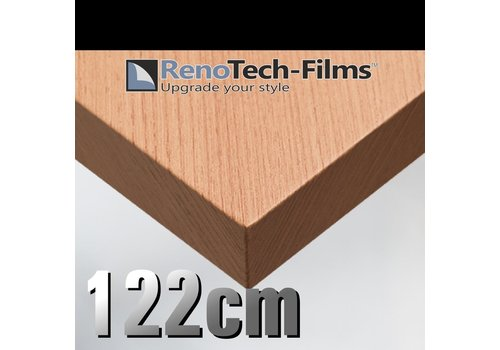 Renotech RTF-W-B4-122   Holzoptik Eiche Hell strukturiert