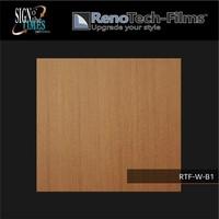 thumb-RTF-W-B1-122  Holzoptik Wenge Hell strukturiert-2