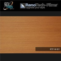thumb-RTF-W-B1-122  Holzoptik Wenge Hell strukturiert-3