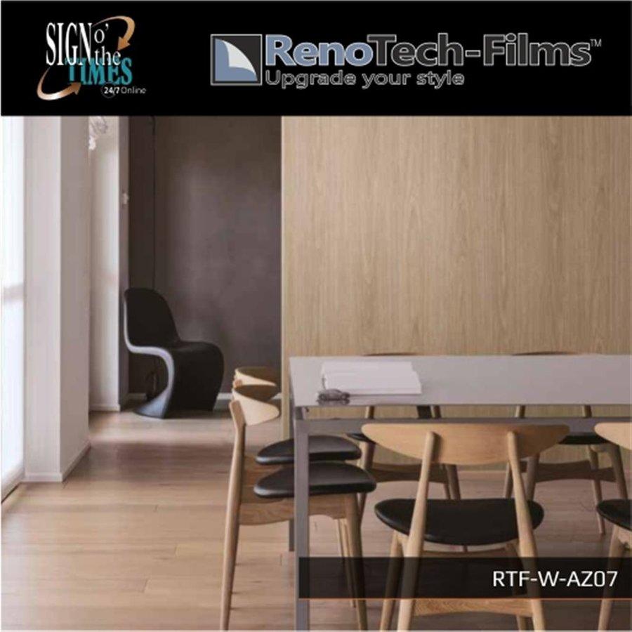 RTF-W-AZ07-122  Holzoptik Europäische Eiche strukturiert-3