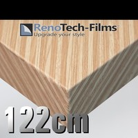 thumb-RTF-W-AL34-122   Holzoptik Goldfarbenes zusammengesetztes Holz strukturiert-1