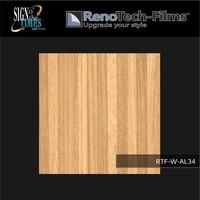 thumb-RTF-W-AL34-122   Holzoptik Goldfarbenes zusammengesetztes Holz strukturiert-2