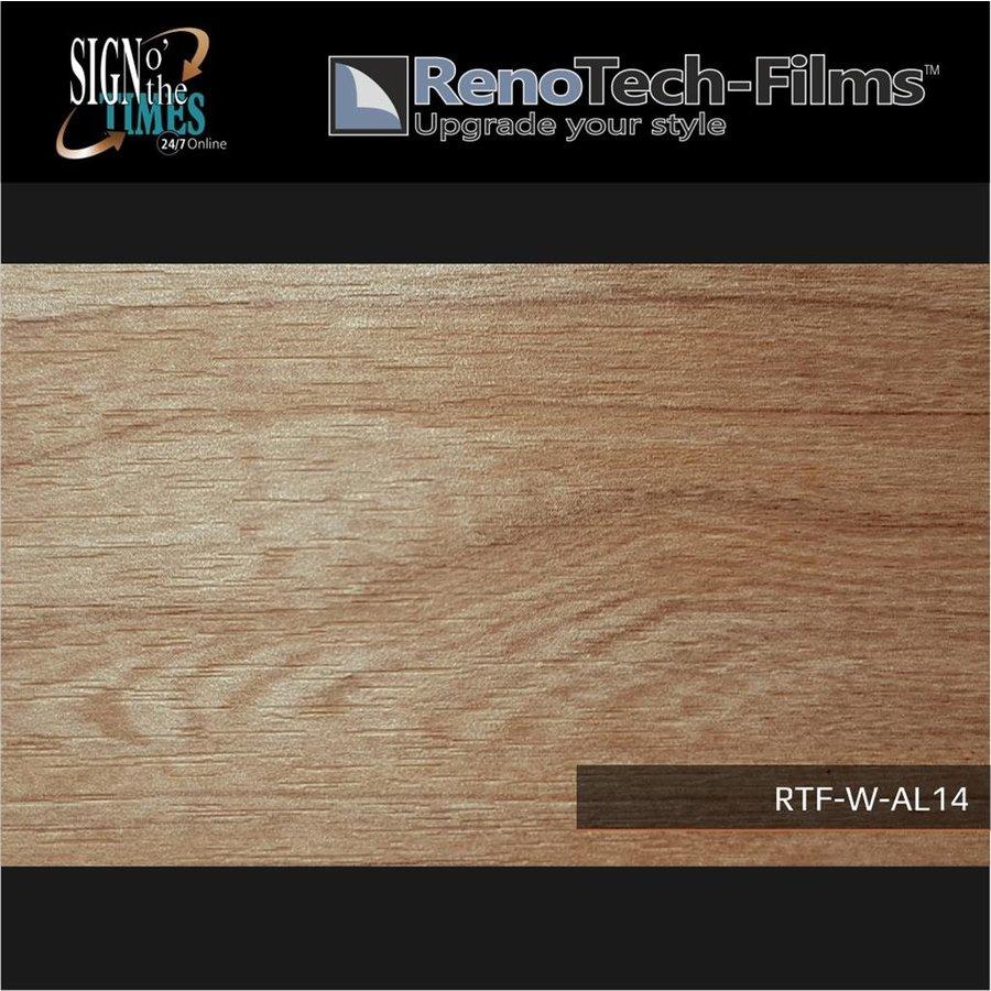 RTF-W-AL14-122 Holzoptik Traditionelle Eiche strukturiert-2