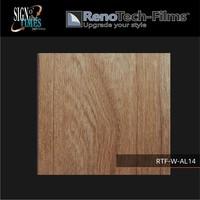 thumb-RTF-W-AL14-122 Holzoptik Traditionelle Eiche strukturiert-3