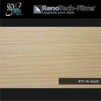 thumb-RTF-W-AG20-122 Holzoptik helle cremefarbende Buche strukturiert-1