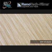 thumb-RTF-W-AG20-122 Holzoptik helle cremefarbende Buche strukturiert-3