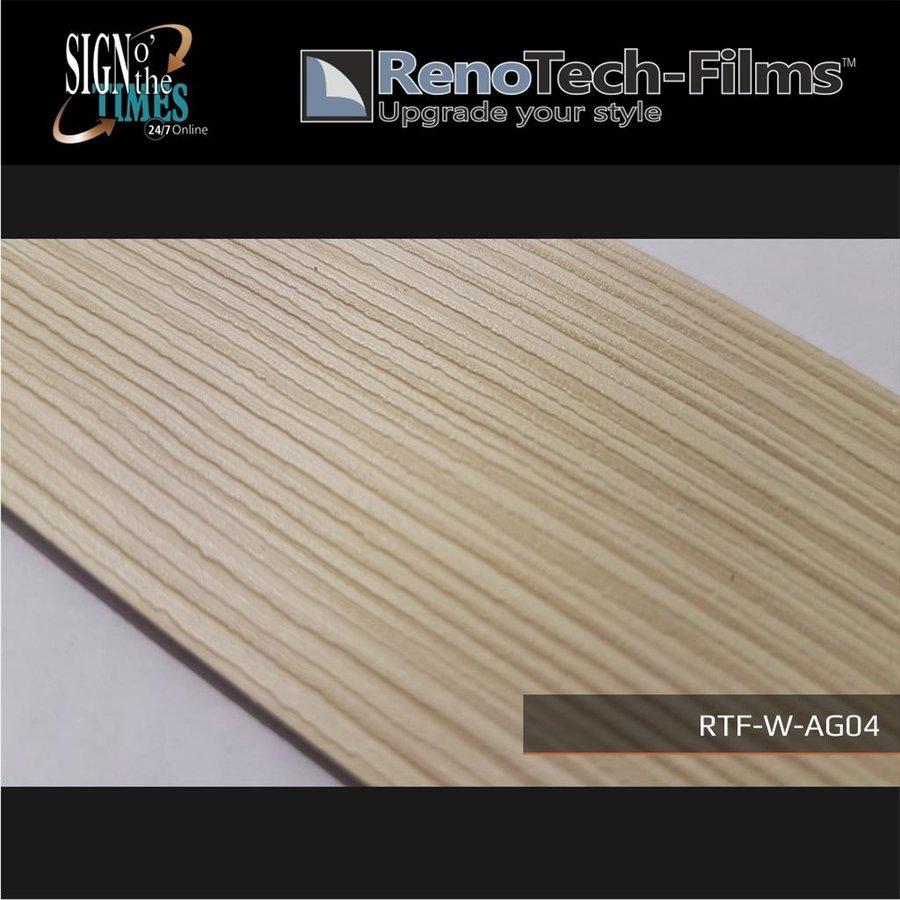 RTF-W-AG04-122  Holzoptik hell-creme Ebenholz strukturiert-2