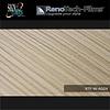 Renotech RTF-W-AG04-122  Holzoptik hell-creme Ebenholz strukturiert