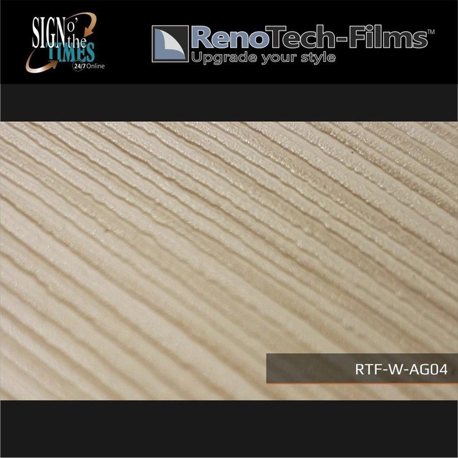 RTF-W-AG04-122  Holzoptik hell-creme Ebenholz strukturiert-1