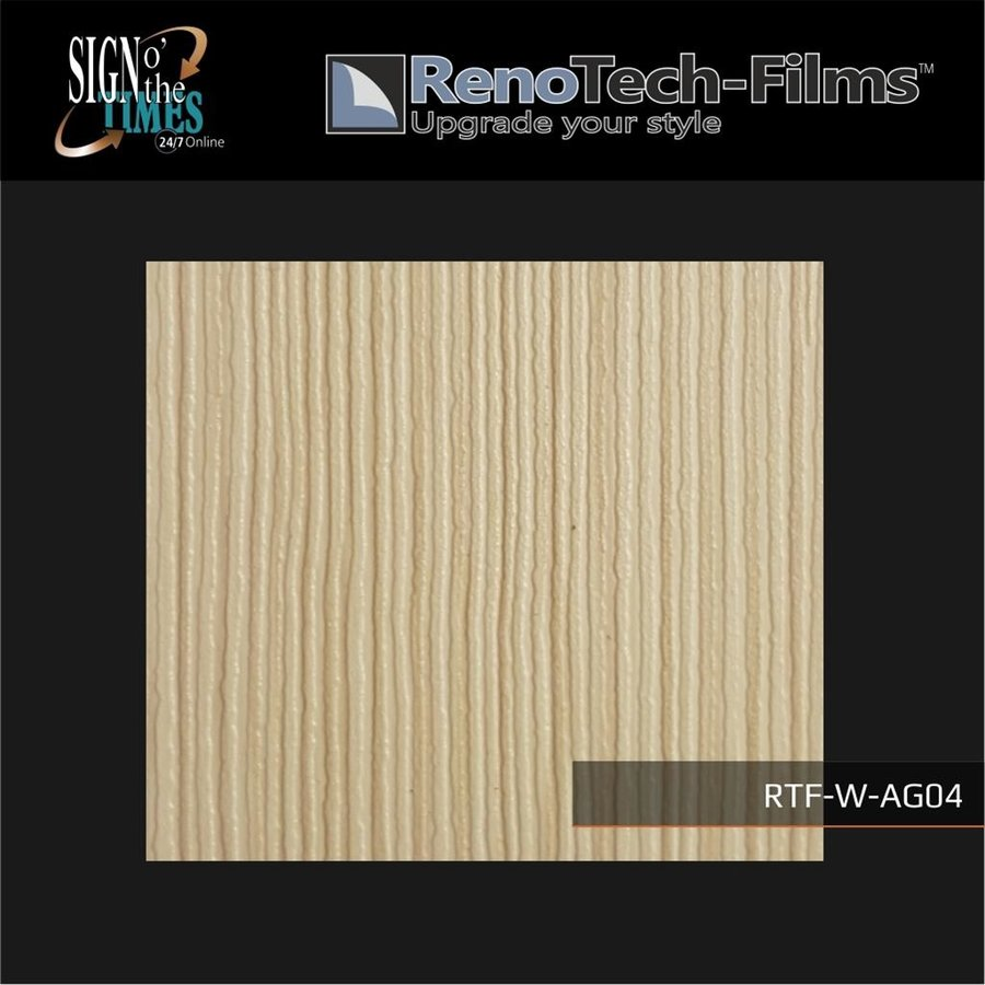 RTF-W-AG04-122  Holzoptik hell-creme Ebenholz strukturiert-3