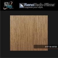 thumb-RTF-W-AF08-122 Holzoptik hell graue Eiche strukturiert-1