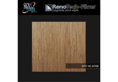 Renotech RTF-W-AF08-122 Holzoptik hell graue Eiche strukturiert