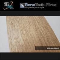 thumb-RTF-W-AF08-122 Holzoptik hell graue Eiche strukturiert-3