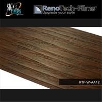 thumb-RTF-W-AA12-122   Holzoptik Brown Line Eiche strukturiert-4