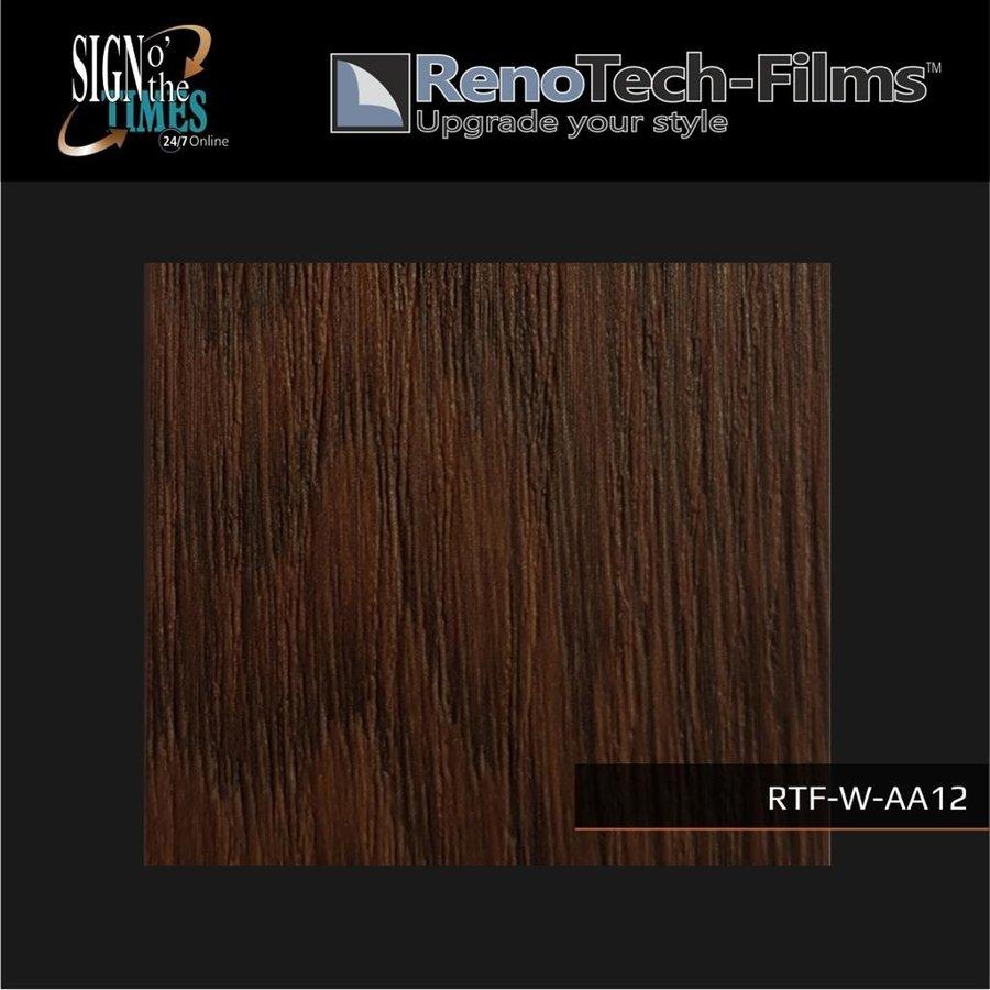 RTF-W-AA12-122   Holzoptik Brown Line Eiche strukturiert-2