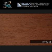 thumb-RTF-W-A2-122  Holzoptik Wenge Medium strukturiert-2