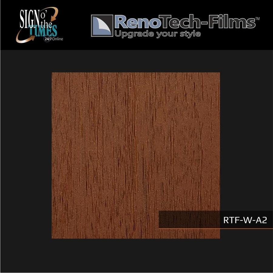 RTF-W-A2-122  Holzoptik Wenge Medium strukturiert-3