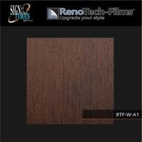thumb-RTF-W-A1-122  Holzoptik Wenge Dunkel strukturiert-3