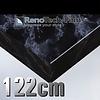 Renotech RTF-MA-U4-122 Schwarzer Mamor