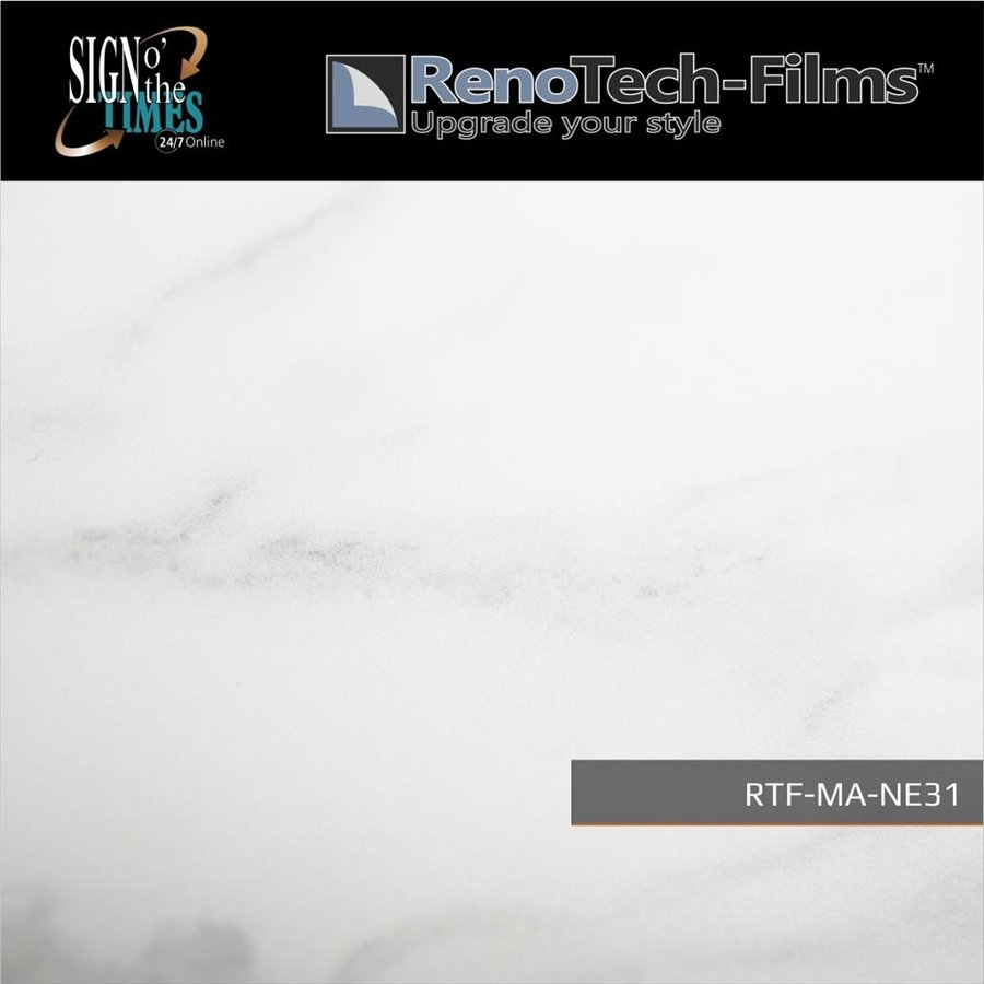 RTF-MA-NE31-122 matt weißer Mamor-2