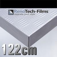 RTF-MT-Z8-122 Silbern Stahlriffelblech
