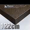 Renotech  RTF-MT-Y4-122 Dunkles gealtertes Gold Holzfasereffekt