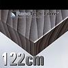 Renotech RTF-MT-U14-122 Pfeffergrau Serpentin