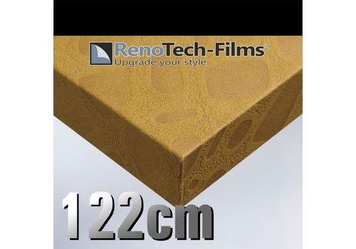 Renotech RTF-FB-W2-122 Orange Blasenstruktur