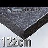 Renotech RTF-FB-T9-122 Silbergraues Krakelee