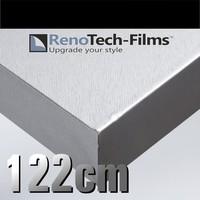 RTF-MT-S7-122 leicht gebürstetes Silber