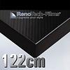 Renotech RTF-MT-S1-122 Schwarz Vertikale Streifen