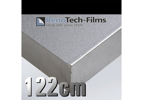 Renotech RTF-MT-Q50-122 Gebürstetes dunkles Silber