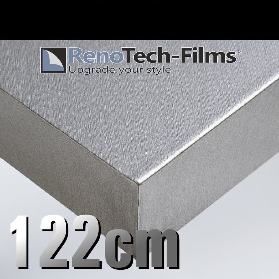 Gebürstetes dunkles Silber RTF-MT-Q50-122-1