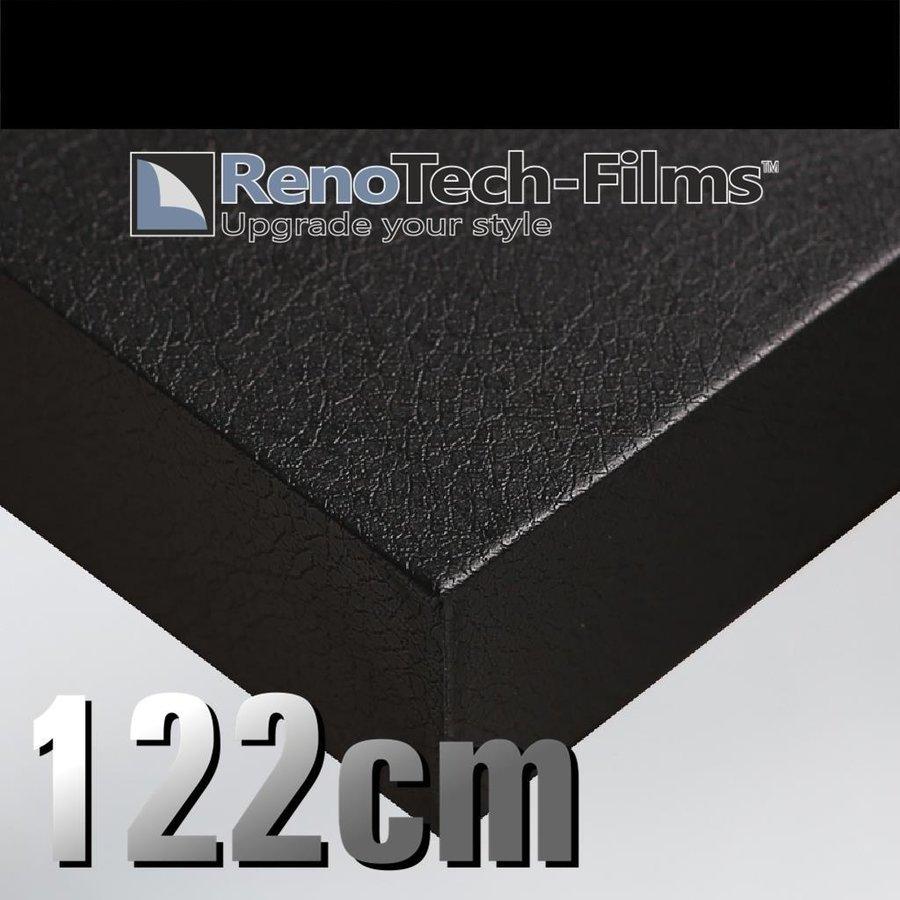 schwarzes Leder RTF-L-X51-122-1