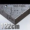 Renotech RTF-MT-P2-122 Silber Zebra Gehämmert