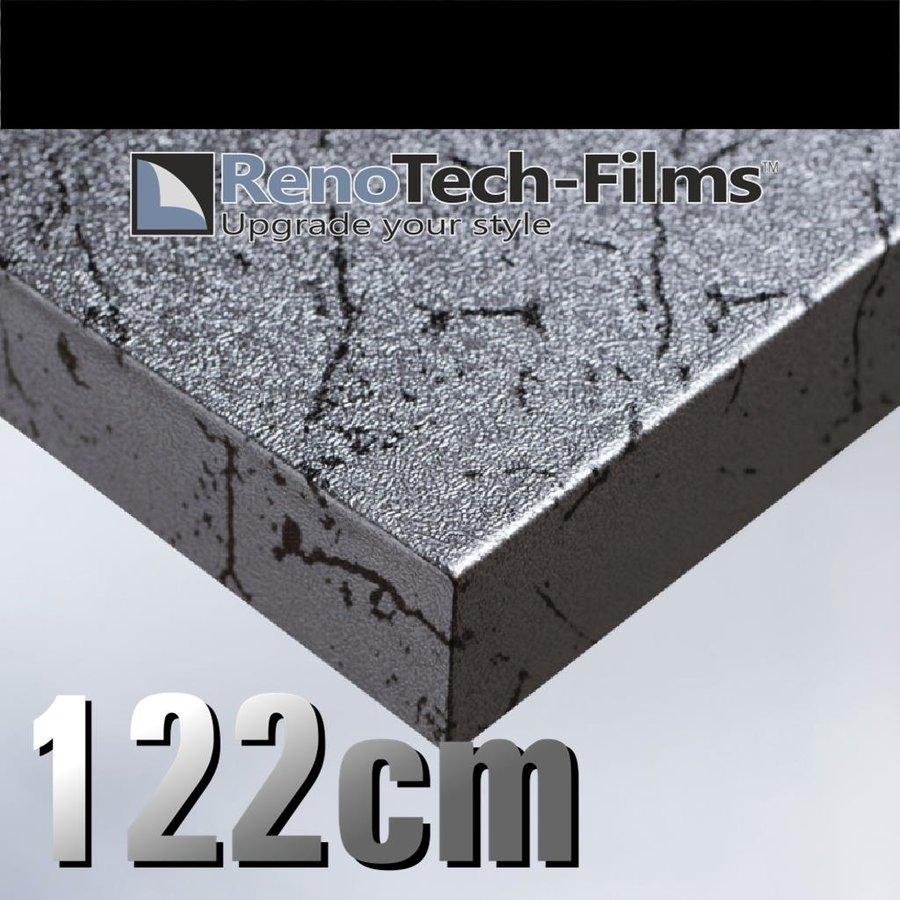 Silber Zebra Gehämmert RTF-MT-P2-122-1