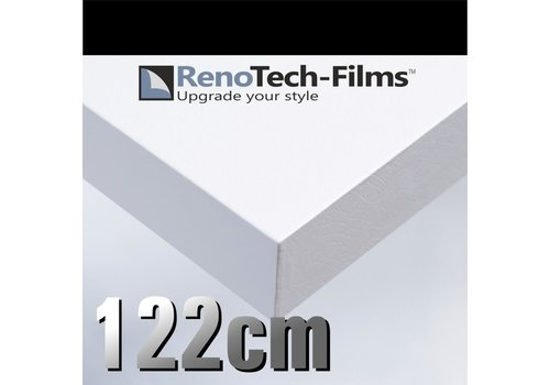 Renotech RTF-L-X3-122 Weißes Leder