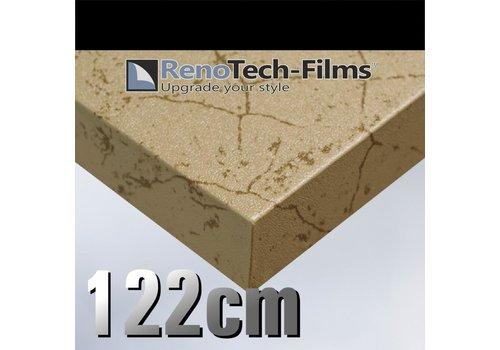 Renotech RTF-MT-P1-122 Gold Zebra Gehämmert