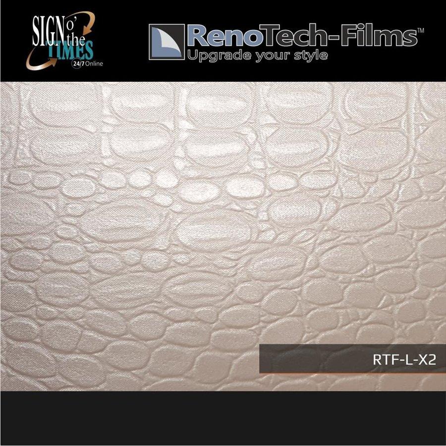RTF-L-X2-122  Schlangenhaut Perlmutt-2