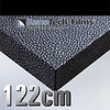 Renotech RTF-L-V1-122  Leder Silber + Schwarz