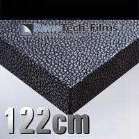 RTF-L-V1-122  Leder Silber + Schwarz