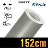 SOTT® Glasdekorfolie X-Cast Ätzglas PVC -152 cm