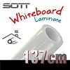SOTT® L-WO-CL-137 cm DigiLam Whipe-Off™ Dry Erase