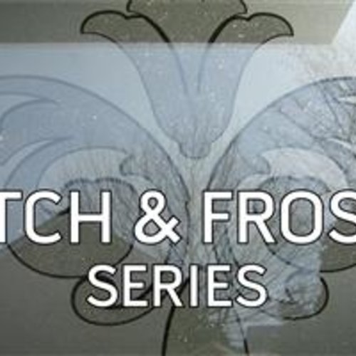 WHITE FROST & ETCH SERIES