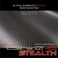 thumb-W-1917 ELEMENTO-6 -Stealth Carbonfaser matt-satiniert 152cm-4